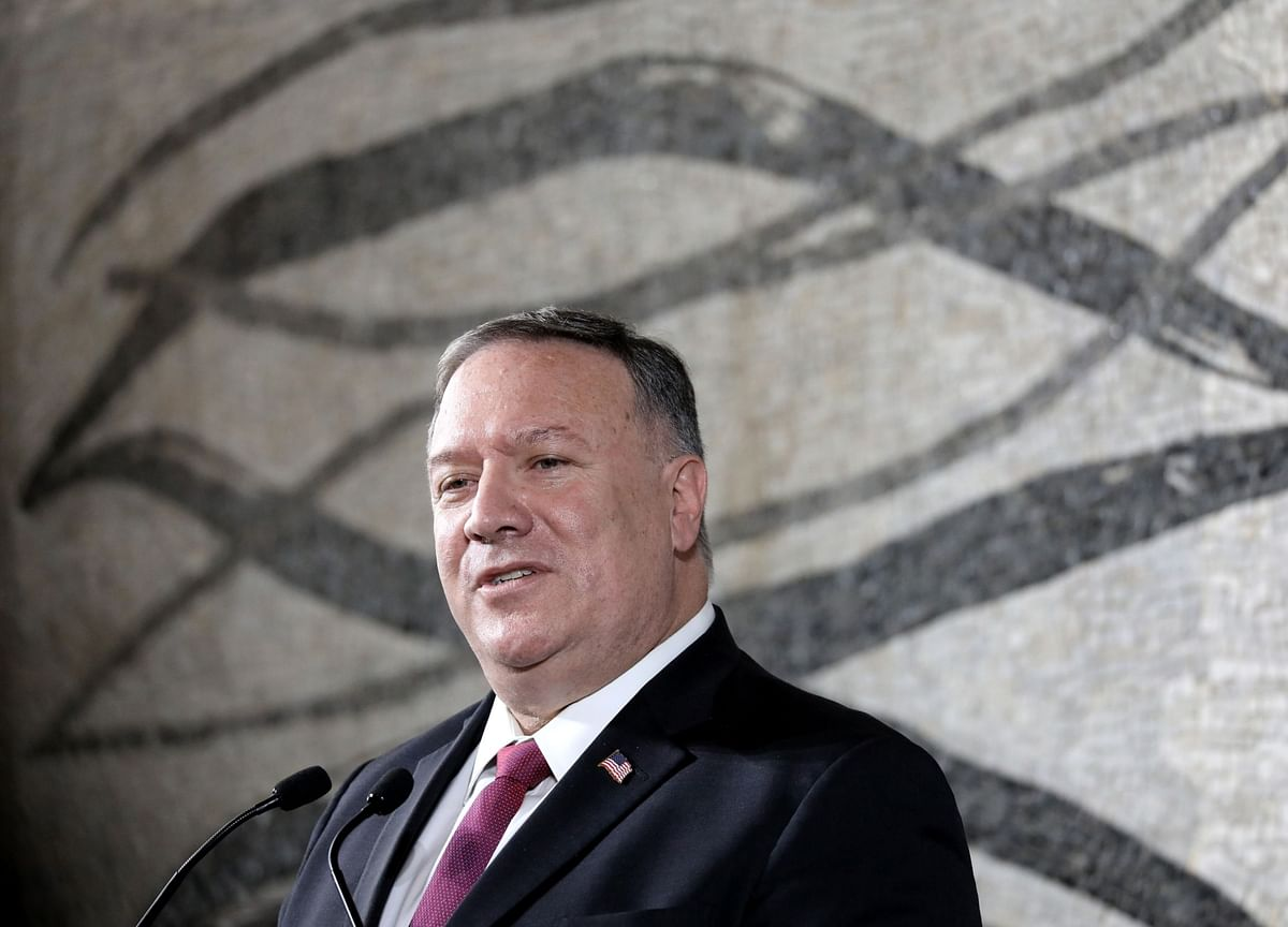 Pompeo Says Trump Team 'Not Finished Yet' With China Moves