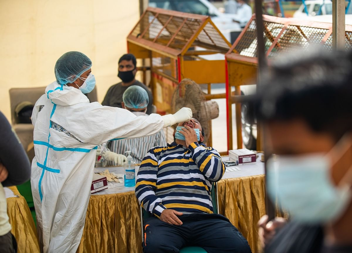 Coronavirus India Updates: India's Recoveries Drop As Total Virus Tally Moves Closer To 91 Lakh