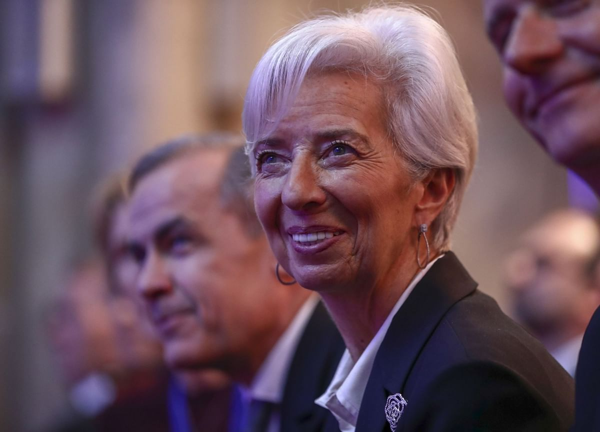 One Year In, Lagarde Stamps Her Style on Crisis-Fighting ECB