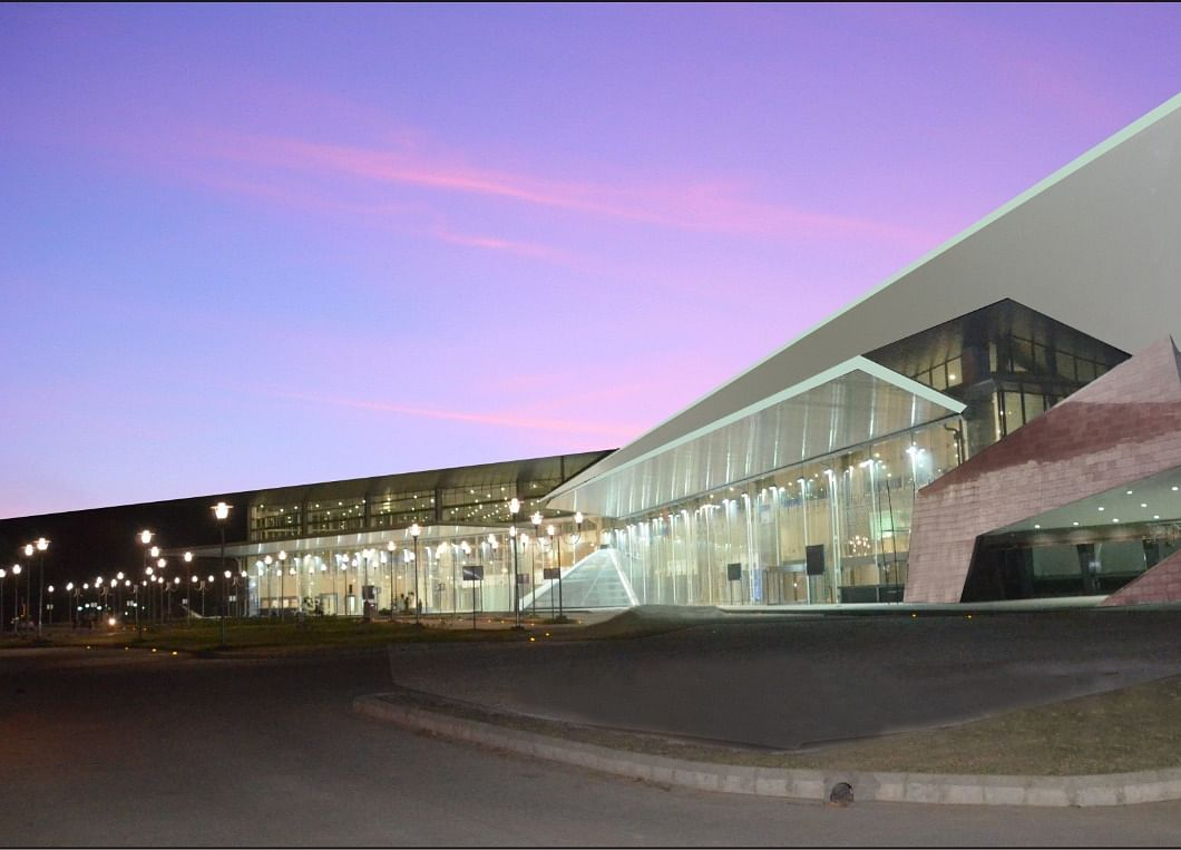 Airports Authority  Leases Lucknow Airport To Adani Group For 50 Years