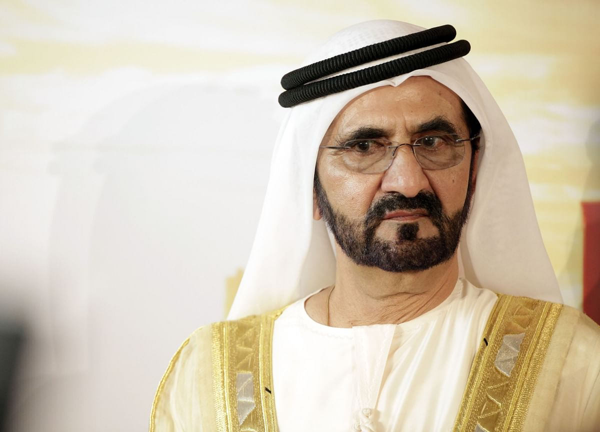 Dubai Ruler Gets Covid Vaccine, Joining Other Top UAE Officials