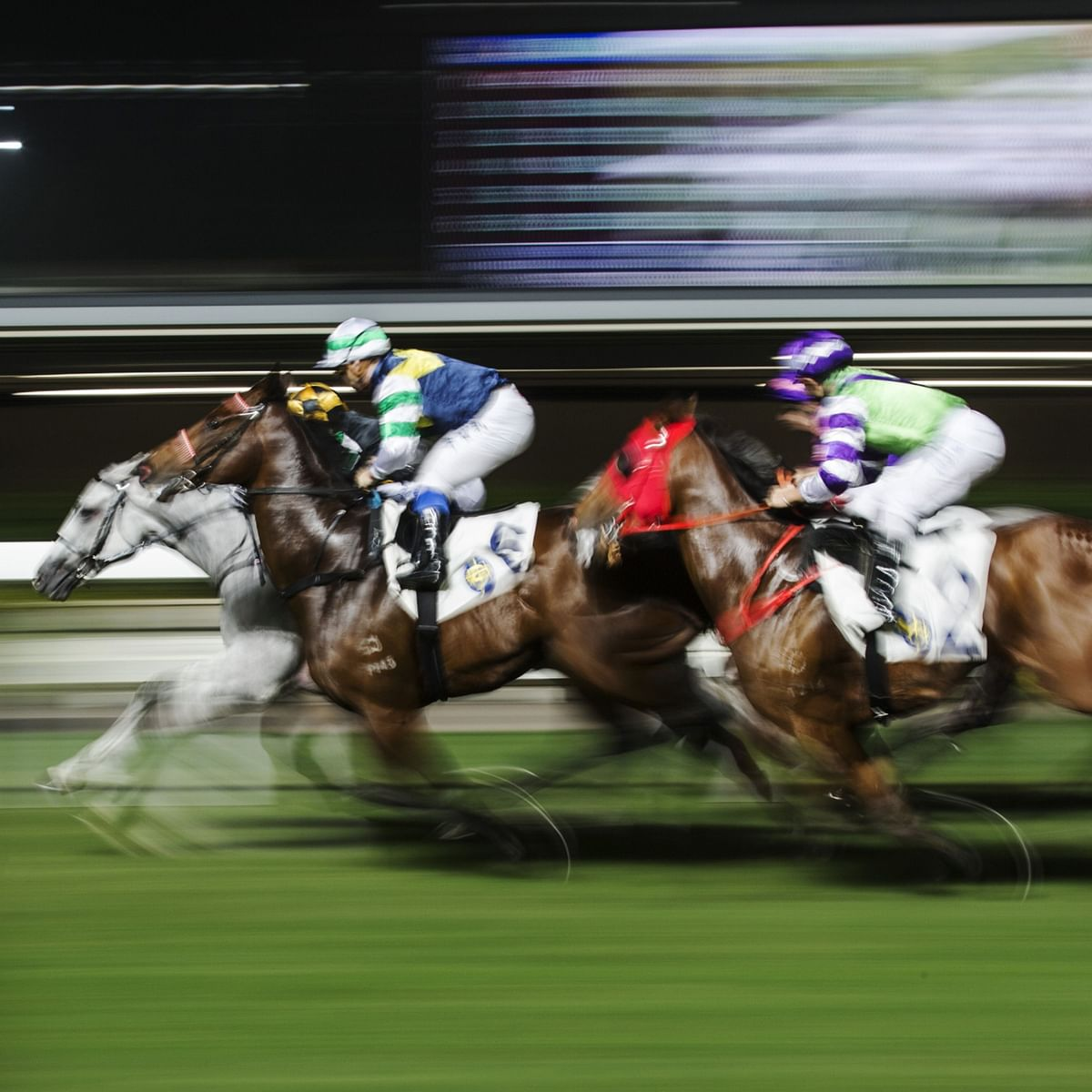 Markets And The Horse Race Handicap