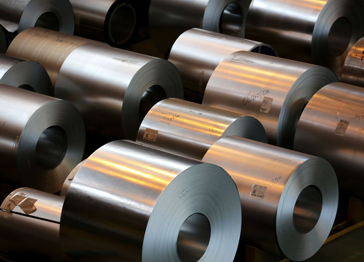India's Steel Minister Calls For Reducing Imports Of Finished Steel Goods