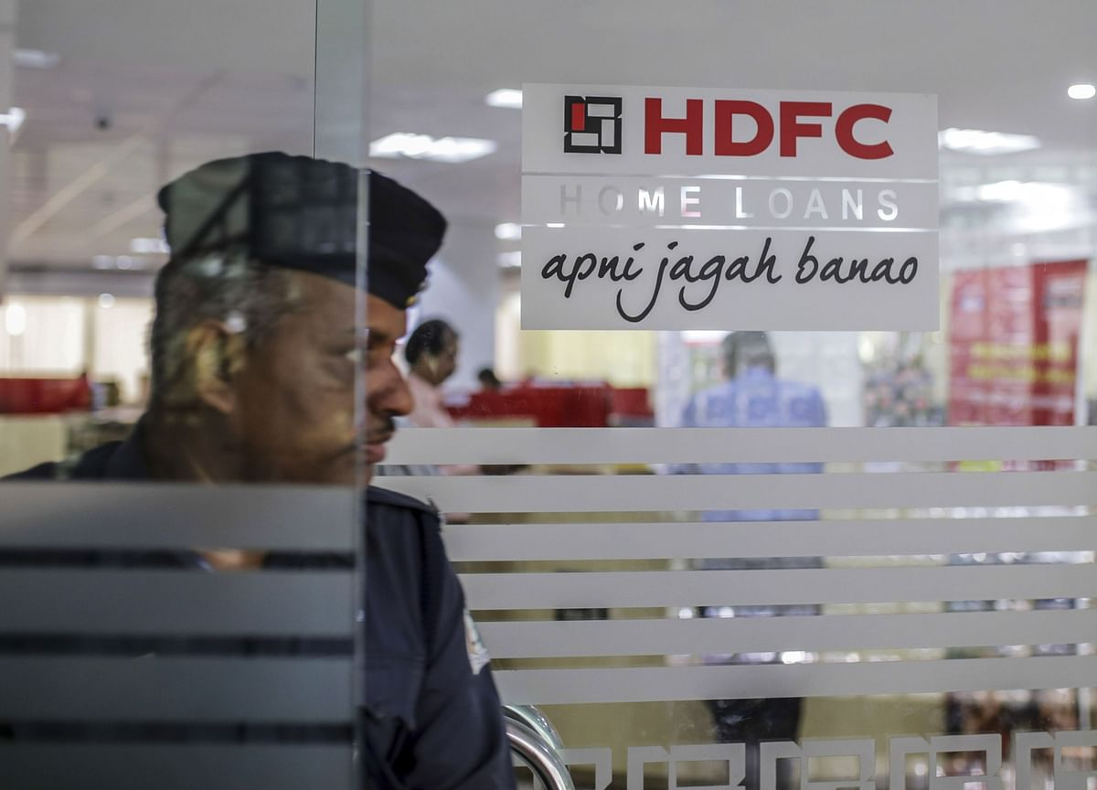 HDFC Q4 Results: Net Profit Jumps 42% On Higher Interest Income