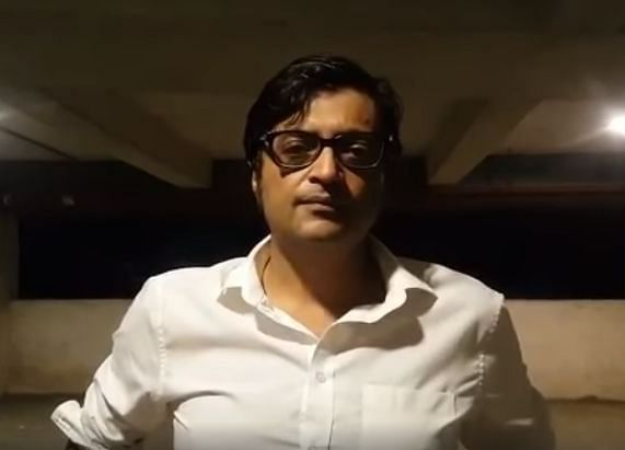 Arnab Goswami Held In Abetment To Suicide Case, Sent To Judicial Custody Till Nov. 18