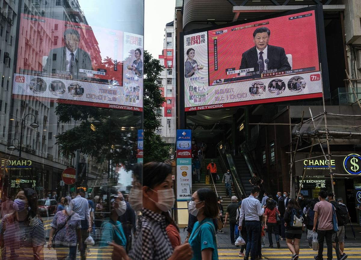 Crackdowns Everywhere Show Xi Strengthening Party Grip on China