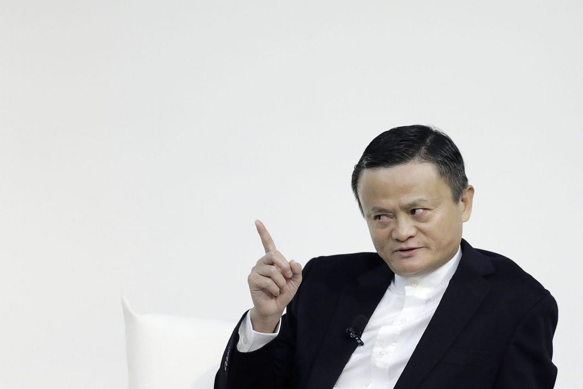 Jack Ma, Show Them How To Run A $280 Billion Bank