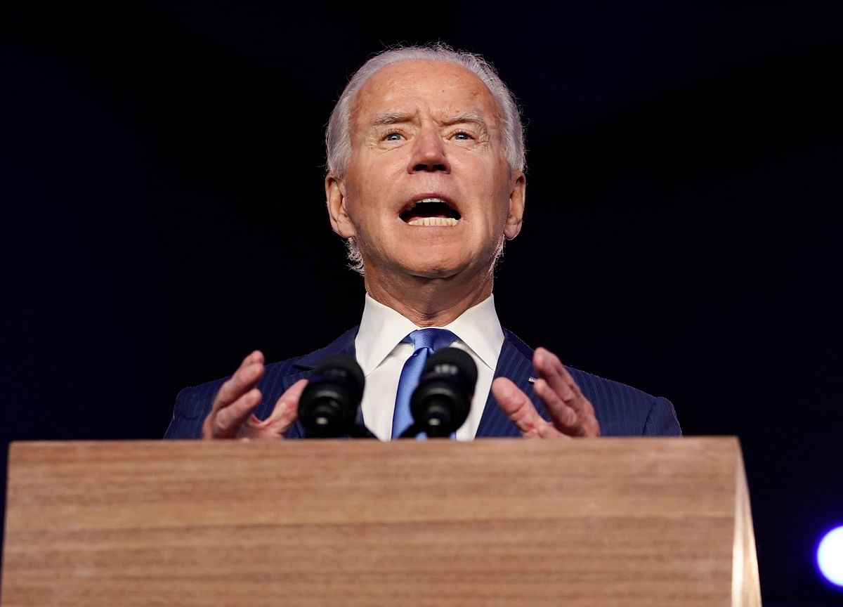 Biden Says Honored to Be Chosen to Lead, Work Ahead Will Be Hard