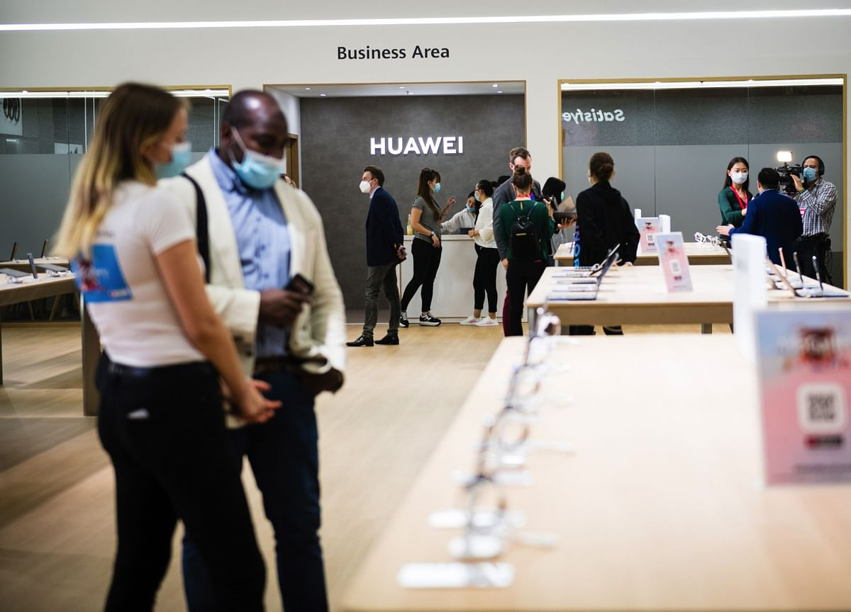 Huawei Sells Budget Phone Brand After U.S. Cuts Chip Supply