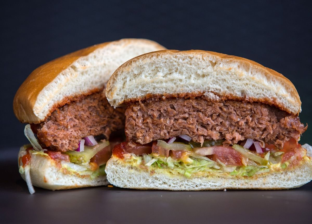 Beyond Meat's Wild Ride Goes Beyond McPlant