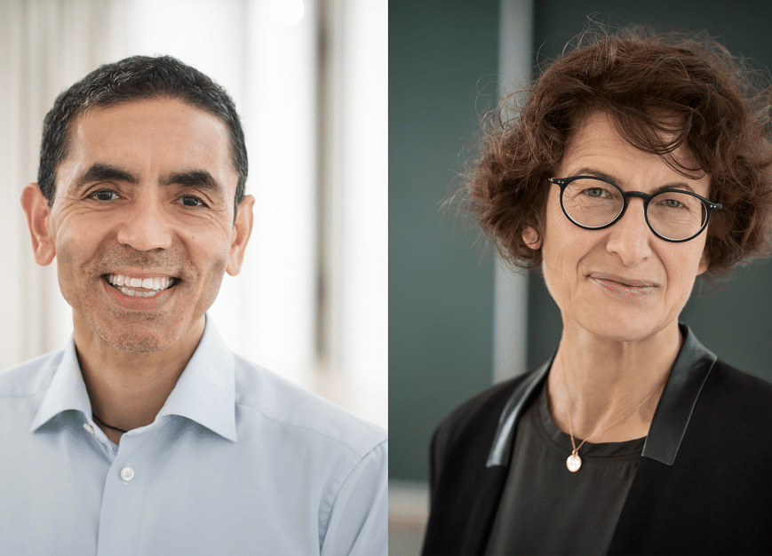 Here's to the Immigrant Heroes Behind the BioNTech Vaccine