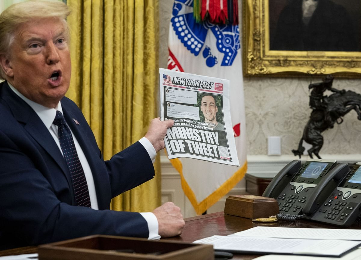 News And The Trump Hangover