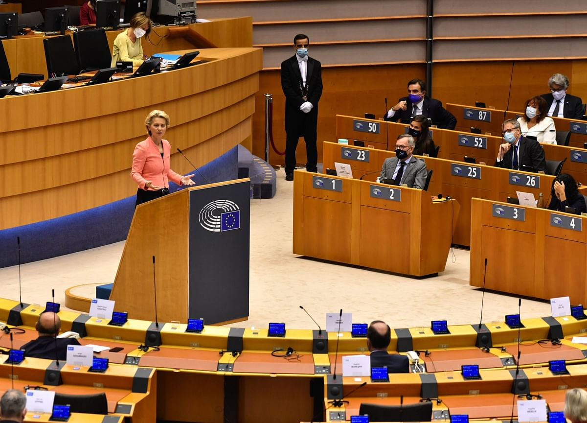 EU Clears Key Hurdle for 1.8 Trillion-Euro Spending Package