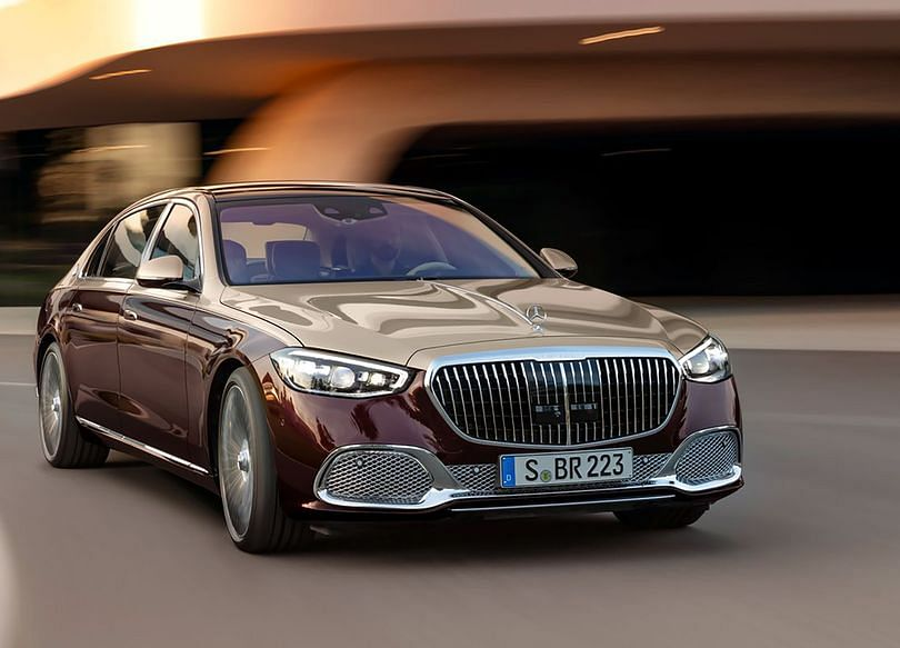 Mercedes Unveils New Maybach S-Class Sedan to Bolster Profit