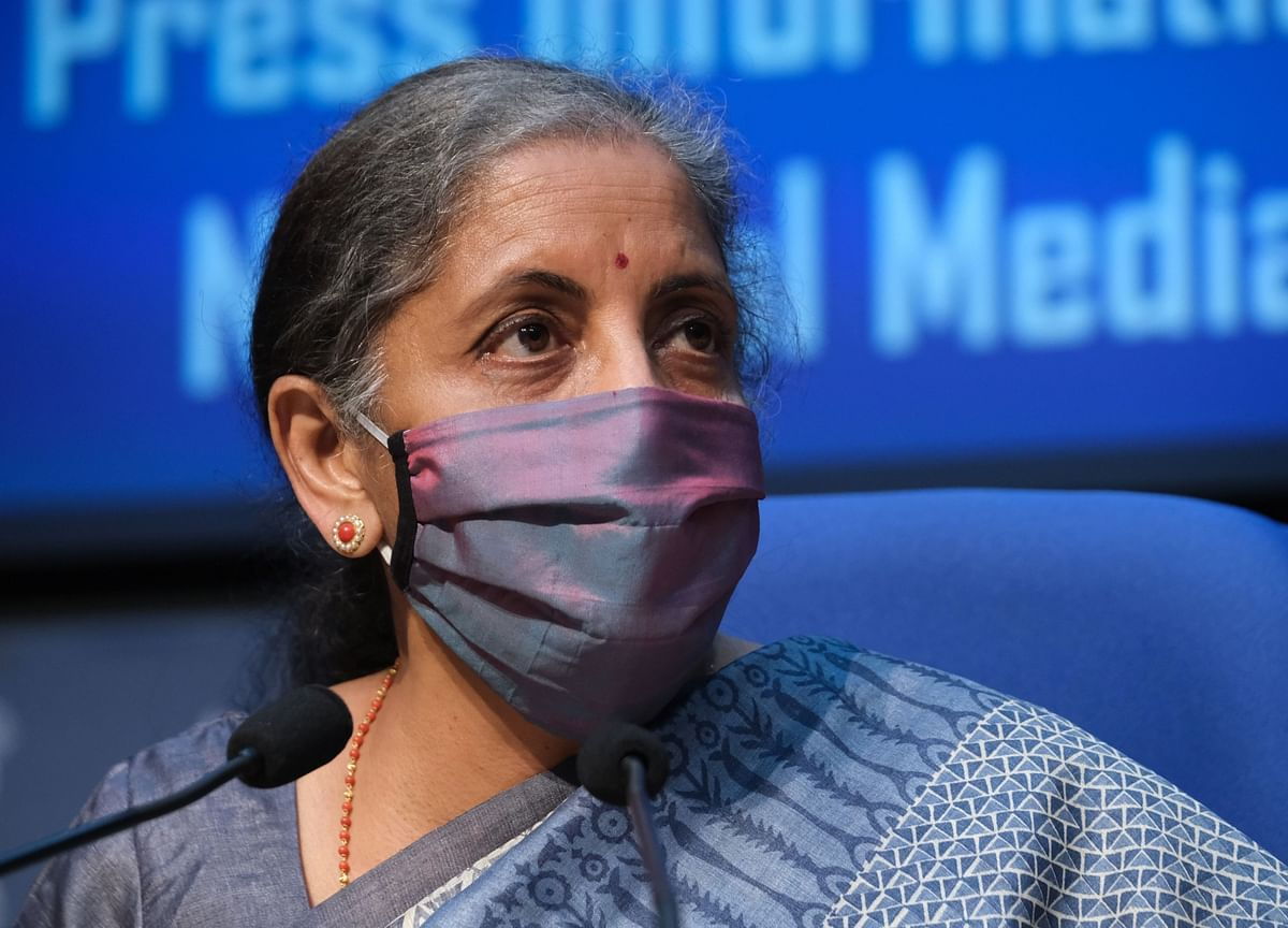 Nirmala Sitharaman Press Conference Updates | Atmanirbhar Bharat 3.0 Package: 12 Measures Announced