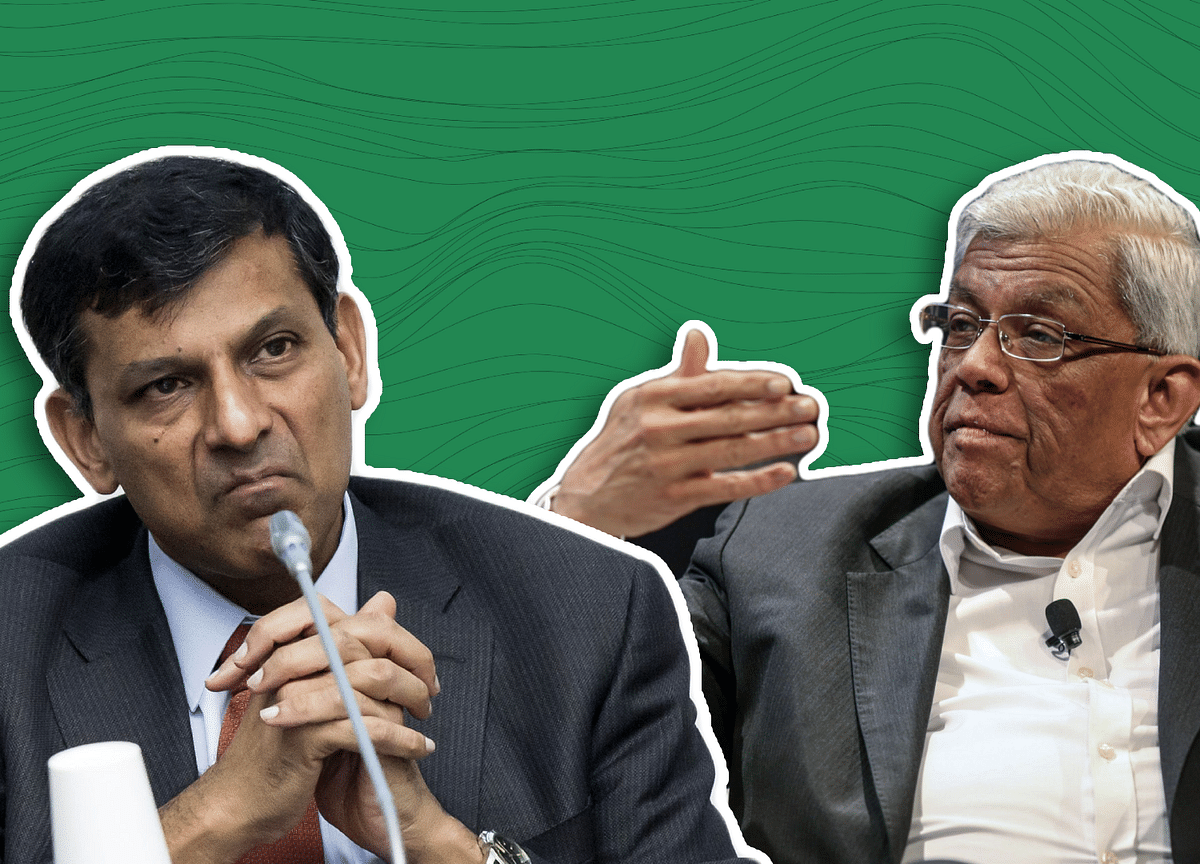 When Deepak Parekh Met Raghuram Rajan: Is It Time For India To Have A Sovereign Wealth Fund?