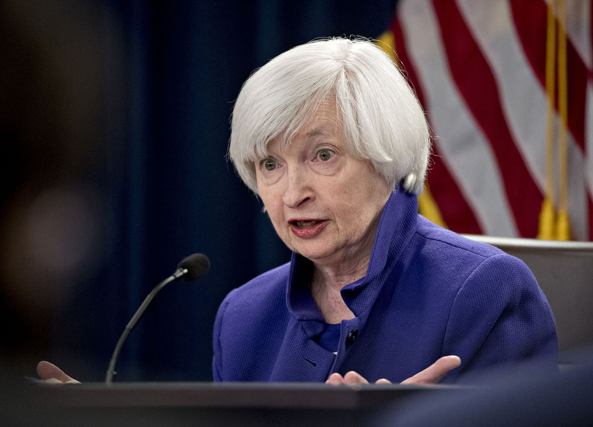 Yellen May Boost Treasury-Fed Cooperation, With Eye on GOP
