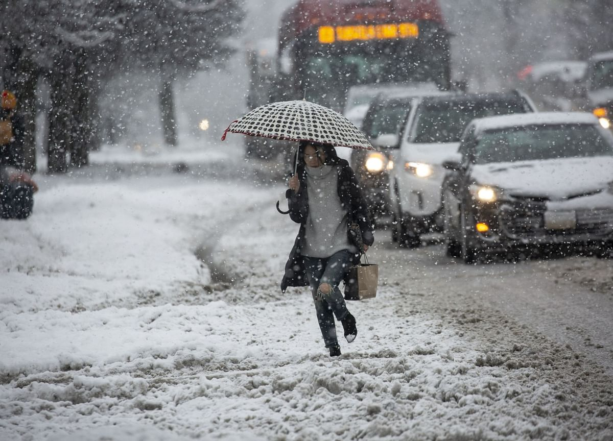 Gloomy Winter Raises Concerns for European's Mental Health