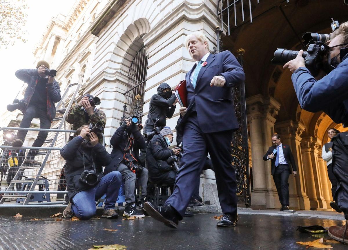 Johnson Enters Brexit Endgame That Could Define His Tenure