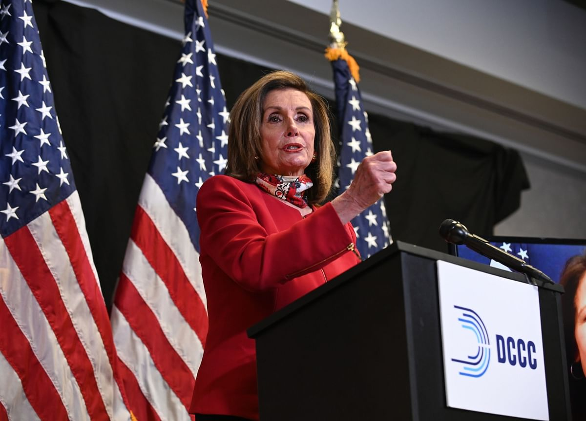 Pelosi's Power Takes a Hit With Diminished U.S. House Majority