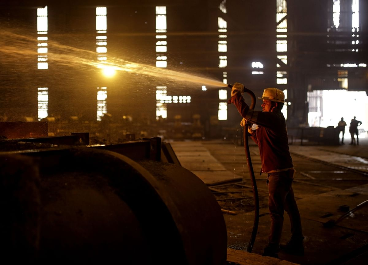 India's Industrial Output Expands After Six Months In September