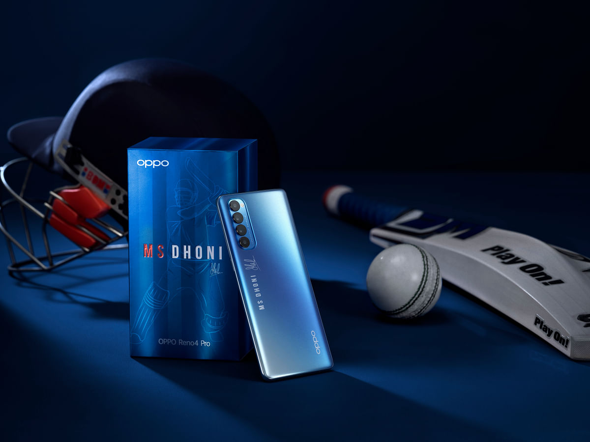 Achieving The Infinite: OPPO Celebrates Passion And Resilience With The Reno4 Pro Galactic Blue Edition