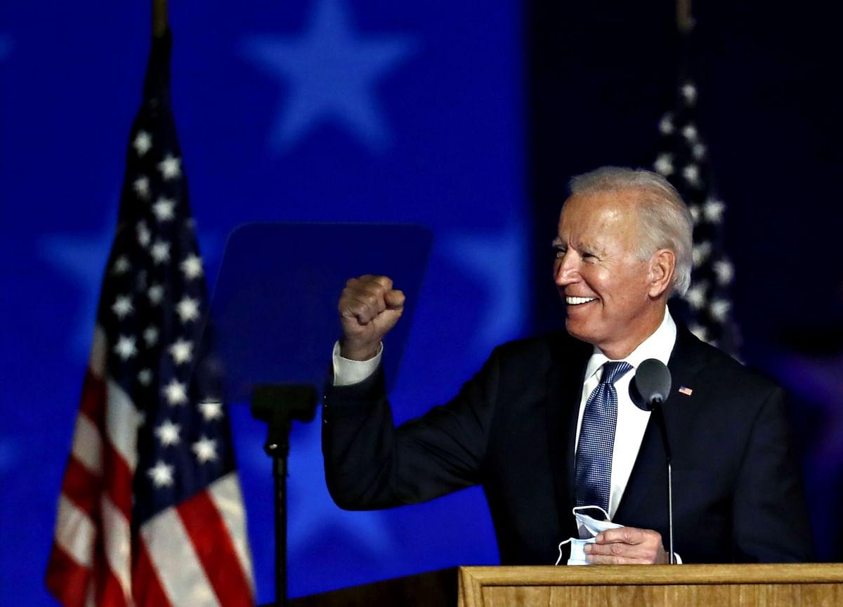 Biden Wins Michigan as Battleground State Swings Against Trump