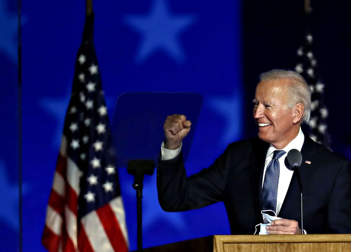 Biden Wins Wisconsin, Battleground State Key to Trump's 2016 Win