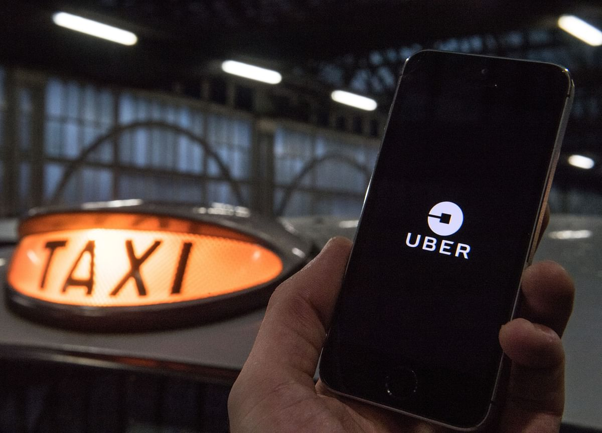 Uber's Mounting Losses Overshadow Election Win in California