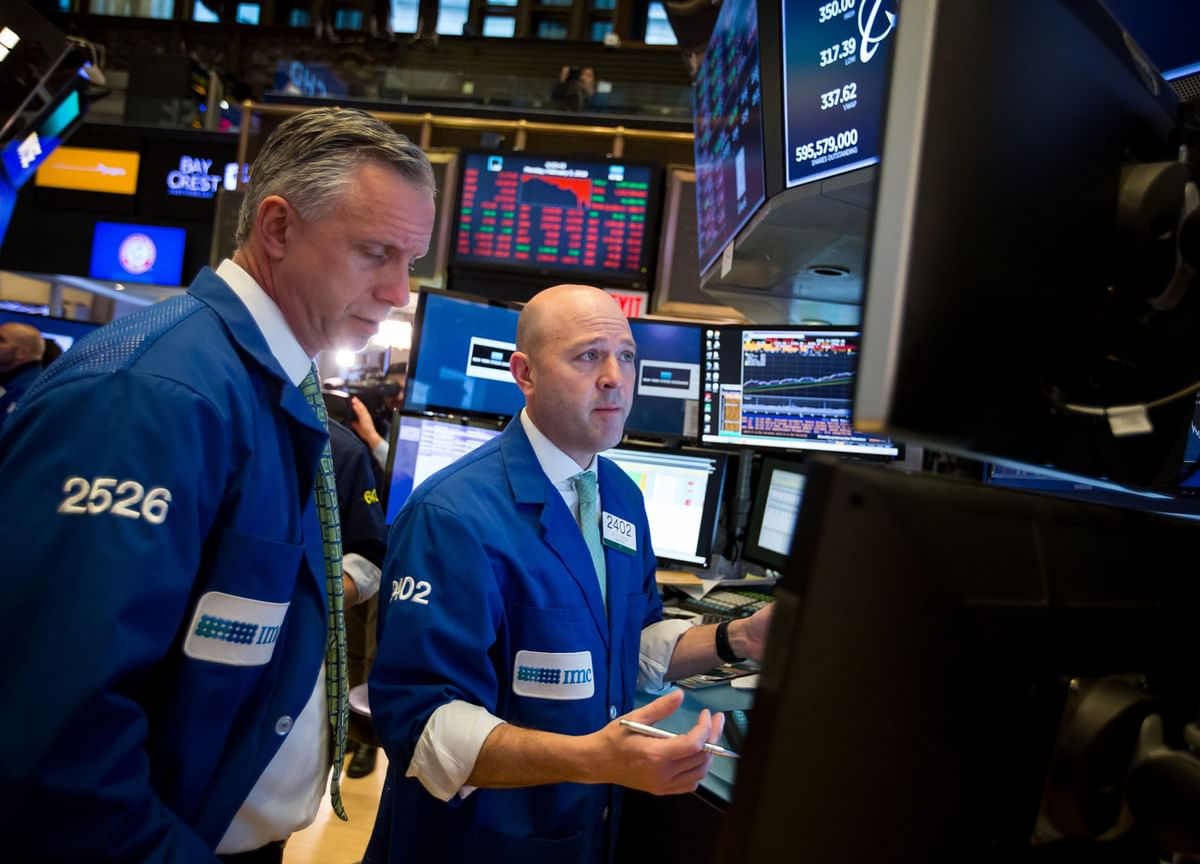 U.S. Stocks Mixed; Yields Rise on Fed Minutes: Markets Wrap