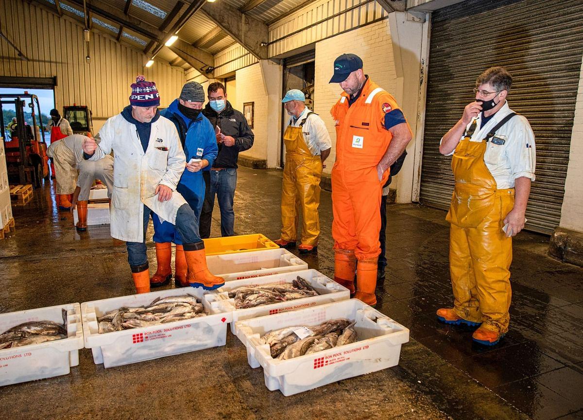 Brexit Negotiators Move Close to Breaking Impasse Over Fish
