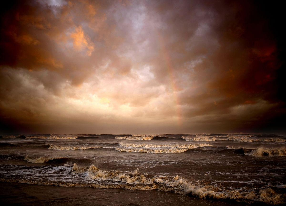Tropical Storm Eta Makes Landfall on Florida's West Coast