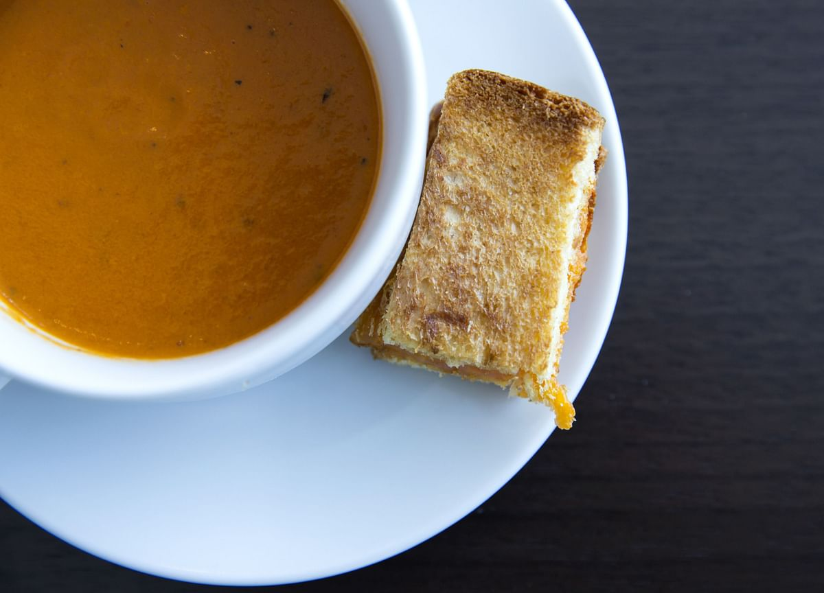 This Tomato Soup Is Here to Provide Relief During Stressful Times