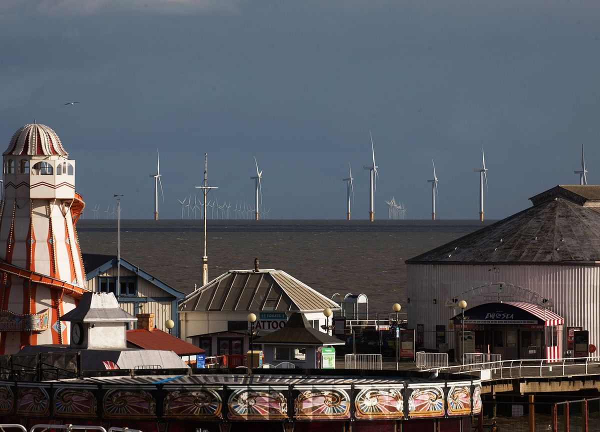 World's Biggest Wind Park to Be Built Offshore U.K.