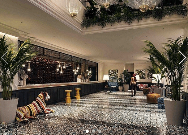 Dolat Capital: The Indian Hotels Geared-Up;  Industry Tailwind Key
