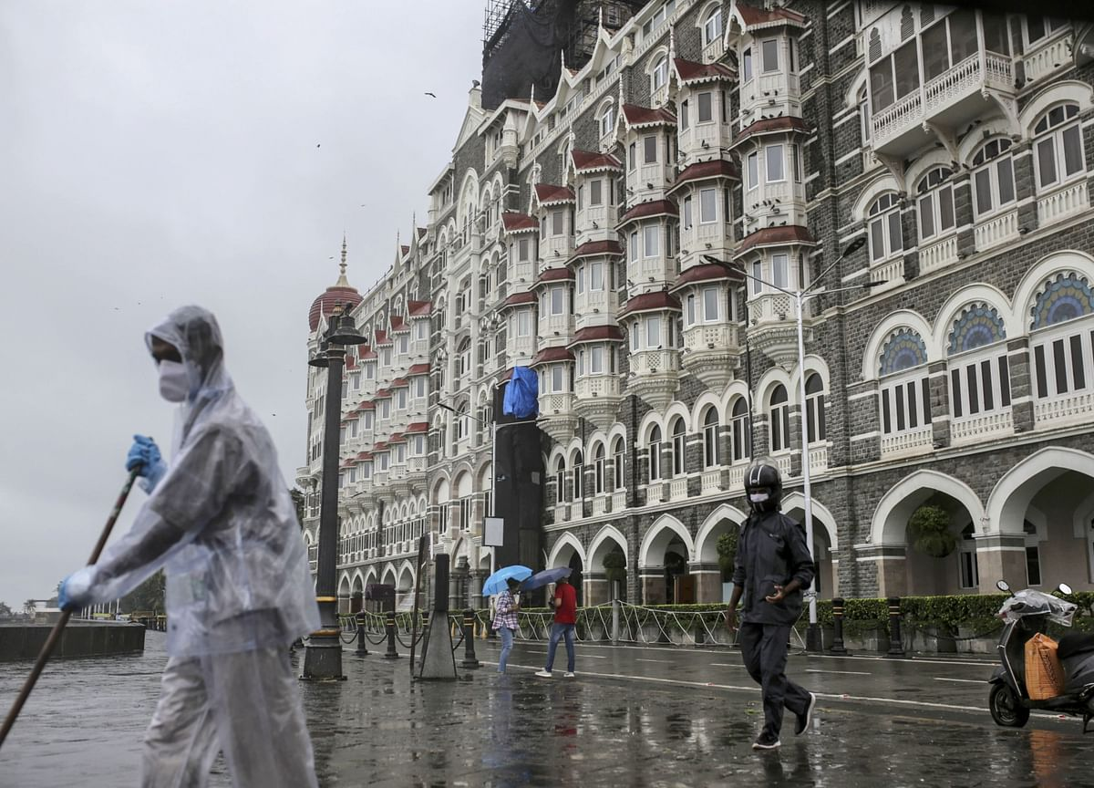 Pandemic Pushed India's Taj Hotel Chain to Look to Cut Costs