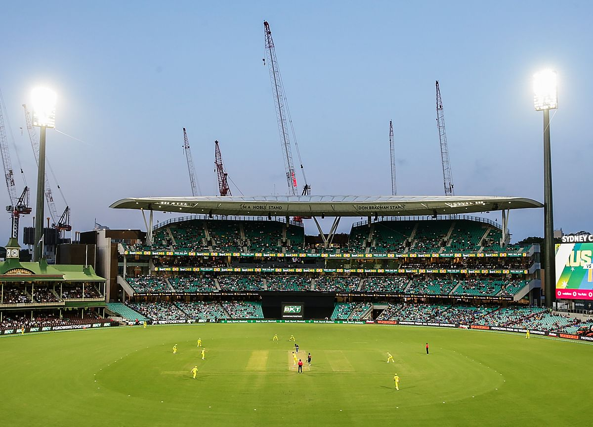 Two Protesters With 'Stop Adani' Placards Invade Pitch During India-Australia ODI