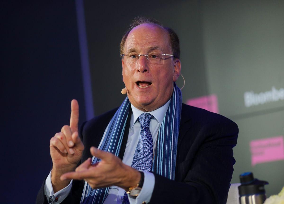 Larry Fink Says Biden Will Be 'Voice of Reason' Markets Need