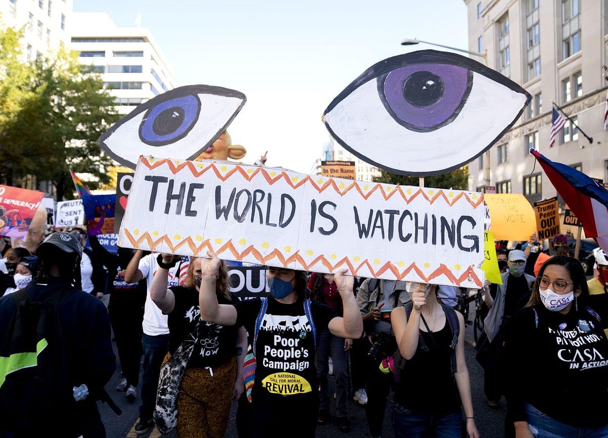 International Observers Grade U.S. Democracy: 'Far From Ideal'