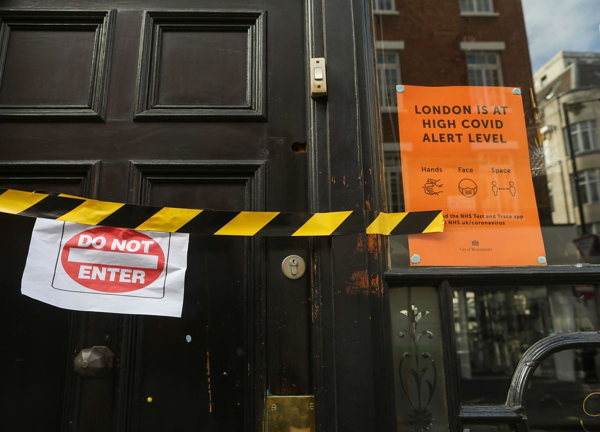 More U.S. States Hit Highs; NYC Fears Second Wave: Virus Update