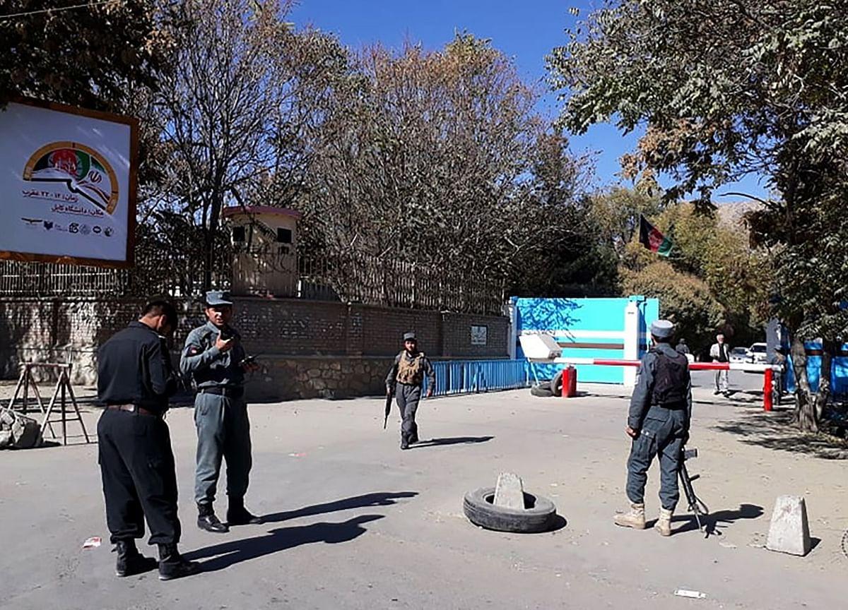 Gunmen Stage Attack on Kabul University, Killing at Least 22