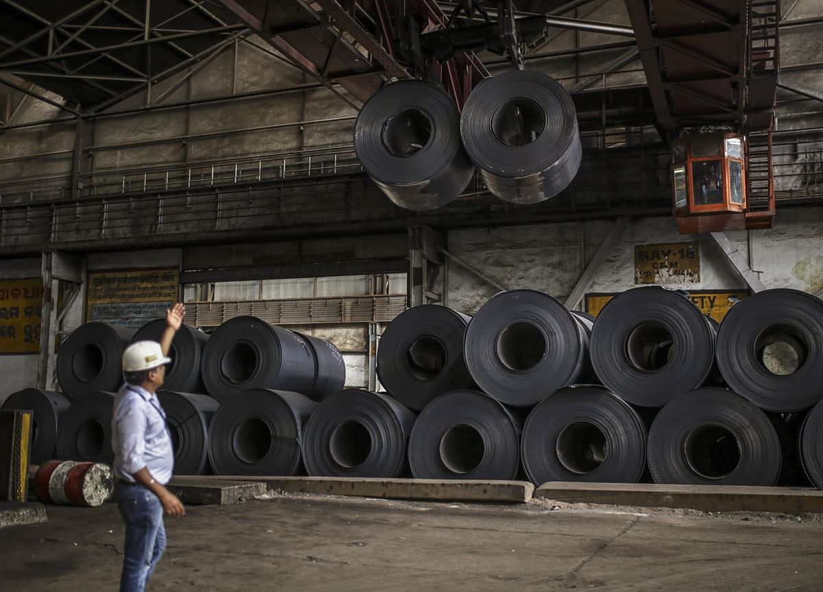 SAIL Crude Steel Output Grows 9% To 4.37 Million Tonne In Oct.-Dec.