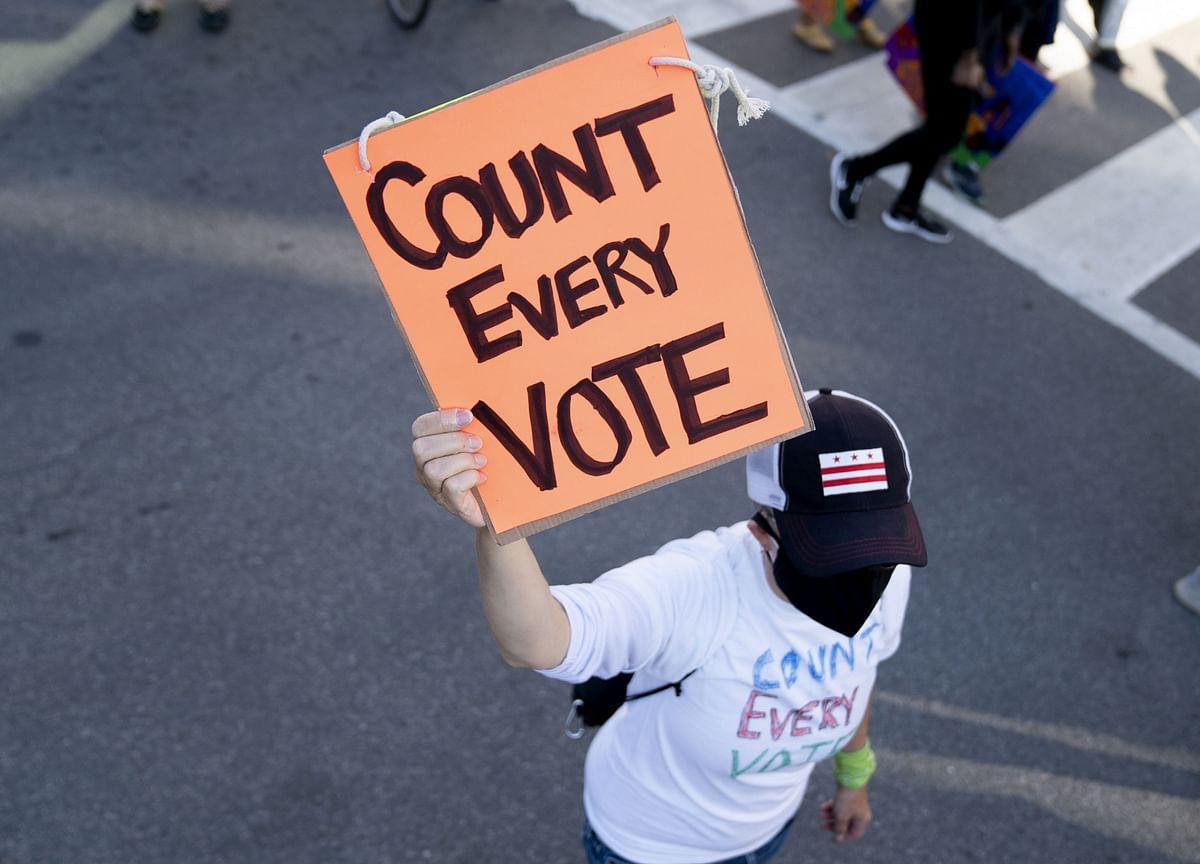 Trump's Pennsylvania Suit Puts Election in Limbo, Judge Told