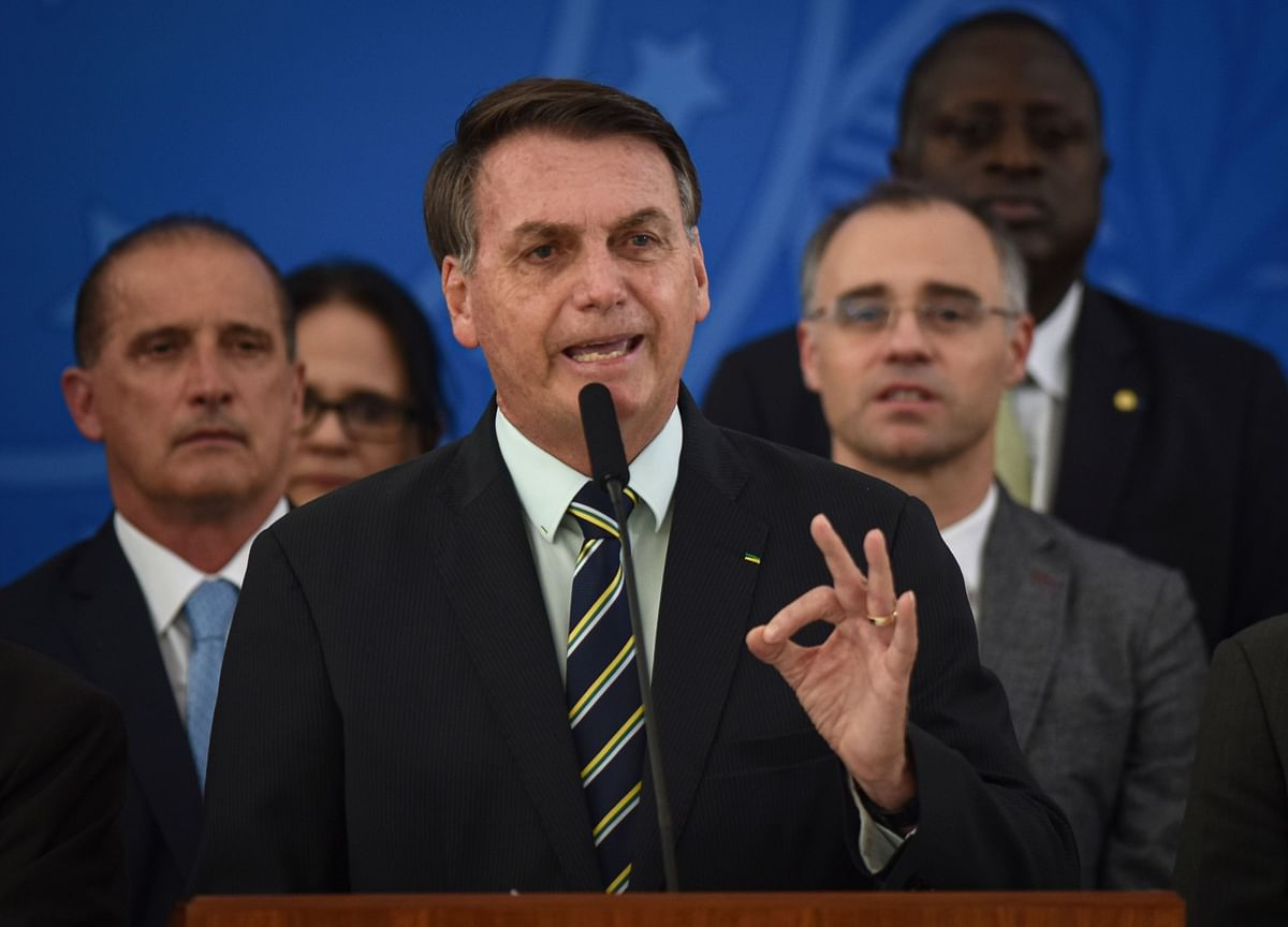 Dozens of Fake Bolsonaros Are Running in Brazilian Elections