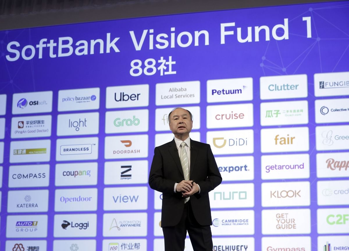 375% Return on One Startup to Help SoftBank Get Past WeWork