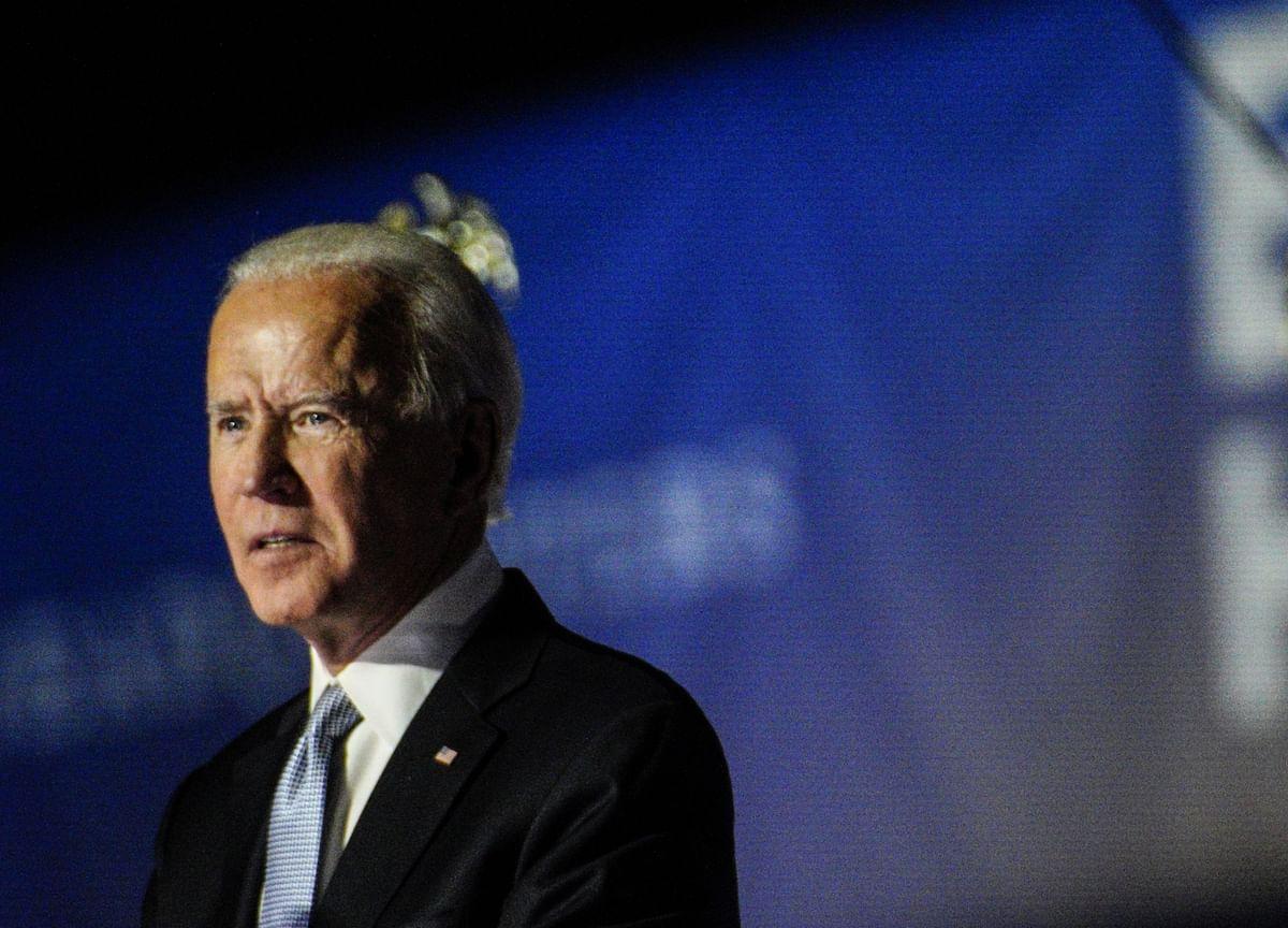 Bye, Tariff Man. Biden's India Play Must BeApps
