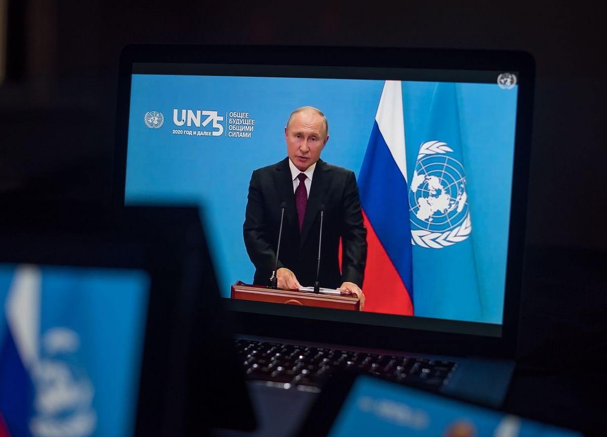 Putin Finally Clocks Up a Diplomatic Win