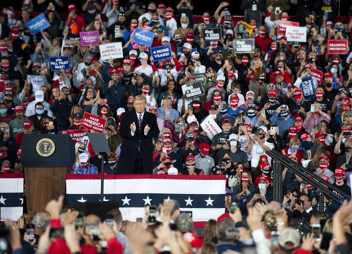 Pennsylvania Republicans Sue Alleging Early Vote Counting