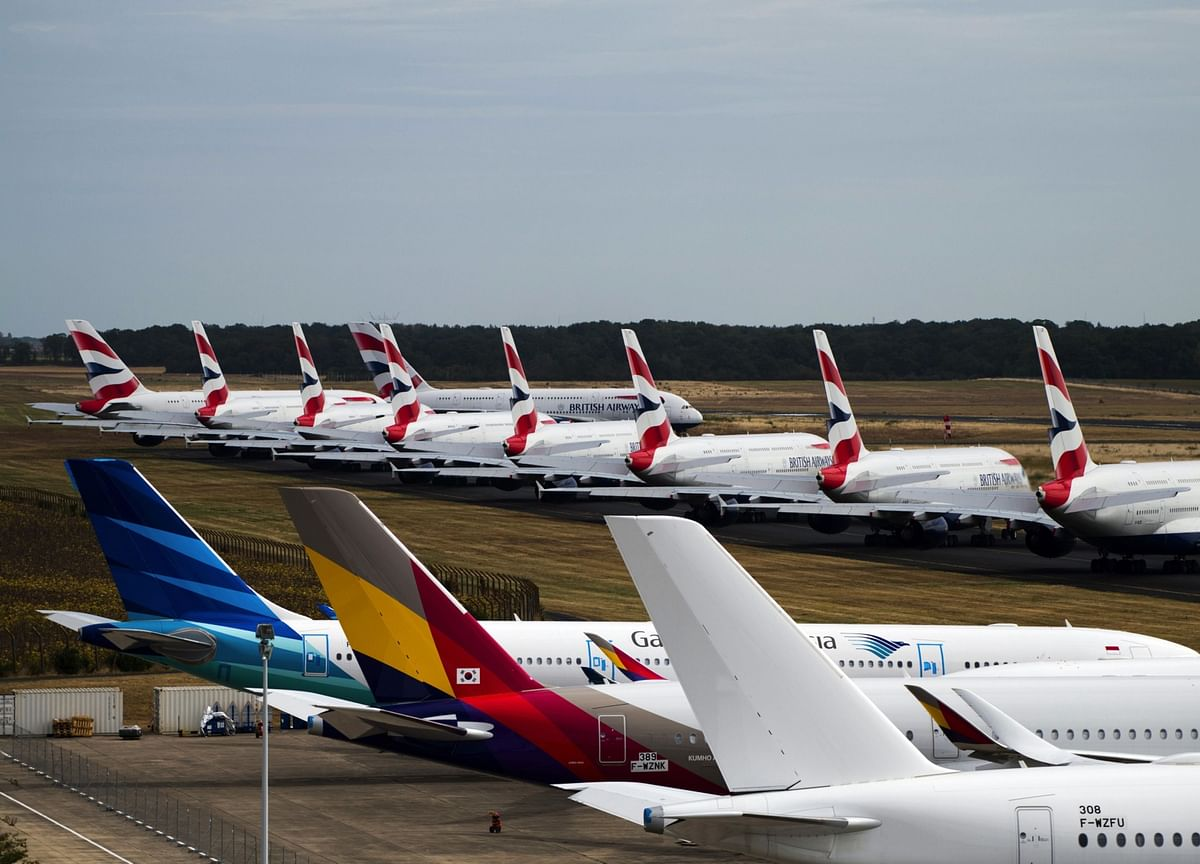 These Are the Airlines Teetering on the Brink of Covid Ruin
