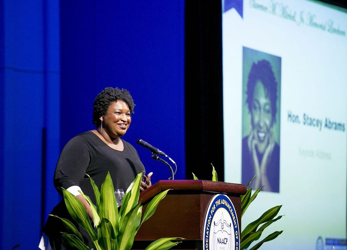 Stacey Abrams'sGround Game Puts Georgia Within Joe Biden's Reach